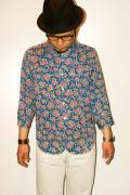 JELADO (ジェラード)/7分袖シャツ/Upperside Shirts/オールドブルー