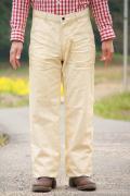 "JELADO (ジェラード) ワークトラウザー CT11313 ""Liberty Trousers-Vintage Finish"" フレイクバニラ"