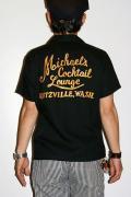 STYLE EYES (スタイルアイズ)/ボウリングシャツ/SE35722/Michael/ブラック