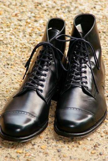 JELADO (ジェラード) 20sスタイルドレスシューズ JRS,1001 Gotham ブラック